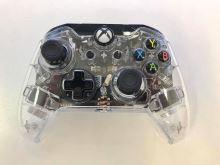 [Xbox One][PC] Drátový Ovladač AfterGlow Prismatic - průhledný (estetická vada)