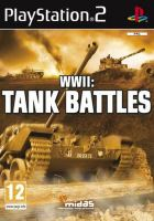 PS2 WWII: Tank Battles - Afrika Korps, Ardény, Normandie (Nová)