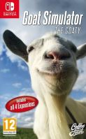 Nintendo Switch Goat Simulator: The GOATY (nová)