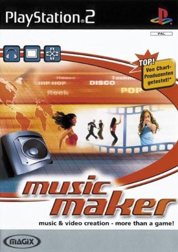 PS2 Magix Music Maker