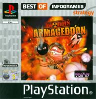 PSX PS1 Worms Armageddon