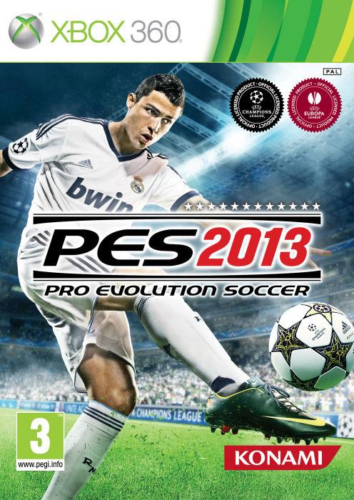 Xbox 360 PES 13 Pro Evolution Soccer 2013 (DE)
