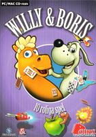 PC Willy and Boris 10 Fun Games