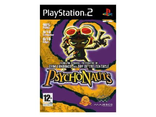 PS2 Psychonauts