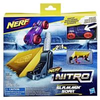 NERF - Nitro Double Action Stunt Foam Car - Hrací Autíčko (nové)