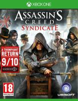 Xbox One Assassins Creed Syndicate (CZ)