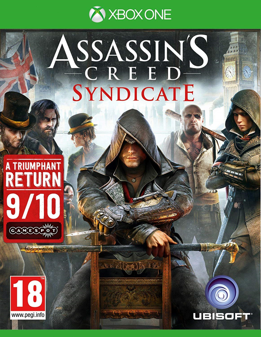 Xbox One Assassins Creed Syndicate (nová) (CZ)