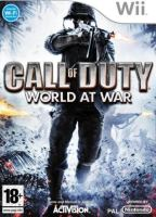 Nintendo Wii Call Of Duty World At War