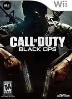 Nintendo Wii Call Of Duty Black Ops