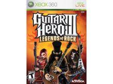 Xbox 360 Guitar Hero 3: Legends Of Rock