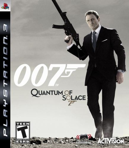 PS3 James Bond 007 Quantum Of Solace
