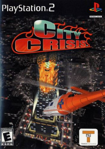 PS2 City Crisis