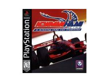 PSX PS1 Newman Haas Racing