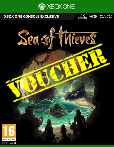 Voucher Xbox One Sea of Thieves