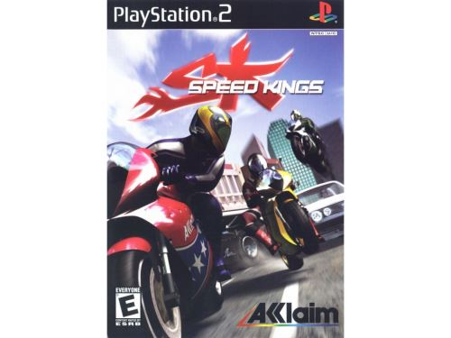 PS2 Speed Kings