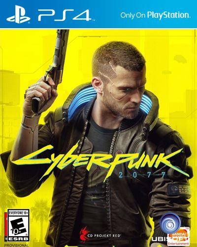 PS4 Cyberpunk 2077 (CZ)