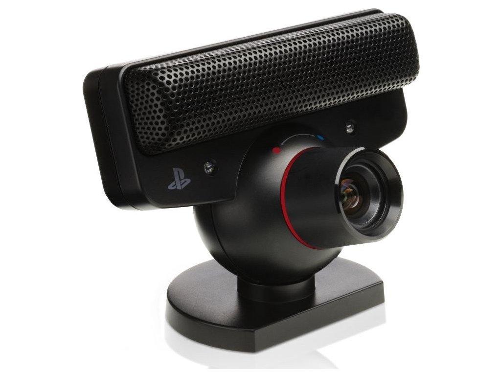 [PS3] Sony EYE kamera - pro pohybové hry Move