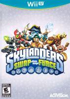 Nintendo Wii U Skylanders: Swap Force (iba hra)