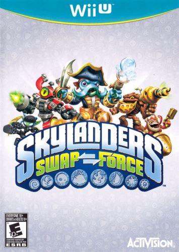 Nintendo Wii U Skylanders: Swap Force (pouze hra)