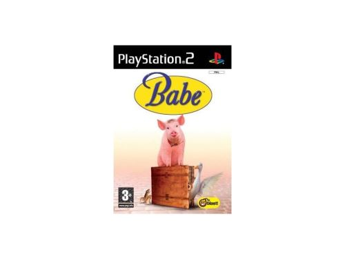 PS2 Babe - Galantní Prasátko : The Shepp Pig