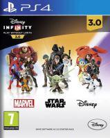 PS4 Disney Infinity 3.0 (pouze hra)