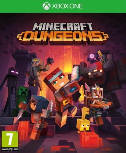 Xbox One Minecraft Dungeons (Nová)