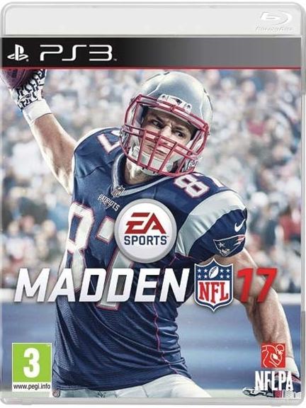 PS3 Madden 17