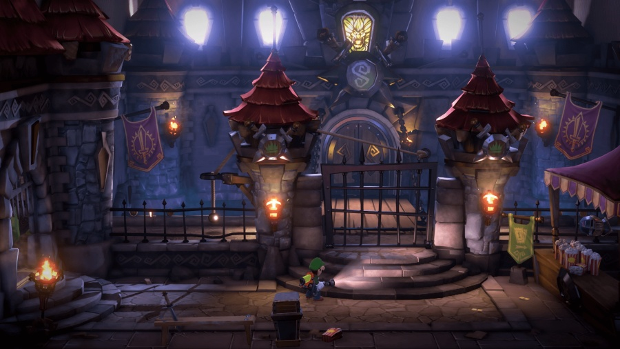 Nintendo Switch Luigi's Mansion 3