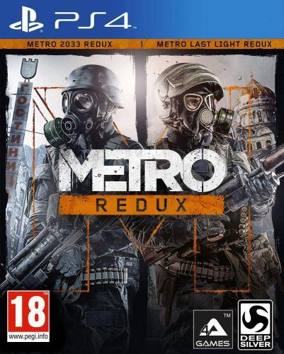 PS4 Metro Redux (CZ)