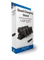 [PS3] Nabíjecí Stanice Venom na 4 Ovladače (nová)