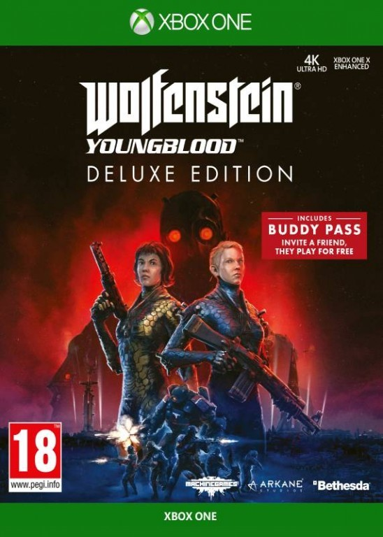 Xbox One Wolfenstein: Youngblood - Deluxe Edition (nová)