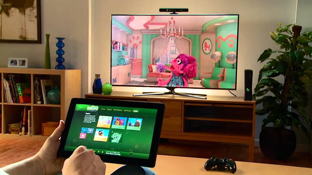 Xbox 360 Kinect Sesame Street TV - Season 1