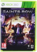 Xbox 360 Saints Row 4 Commander in Chief Edition (nová)