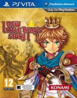 PS Vita New Little King's Story