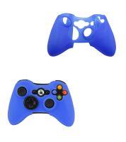 [Xbox 360] Protiskluzový Návlek Na Ovladač (modrý)