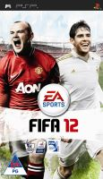 PSP FIFA 12 2012