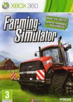 Xbox 360 Farming Simulator 2013