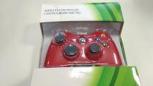 [Xbox 360] Bezdrátový Ovladač - červený (nový)