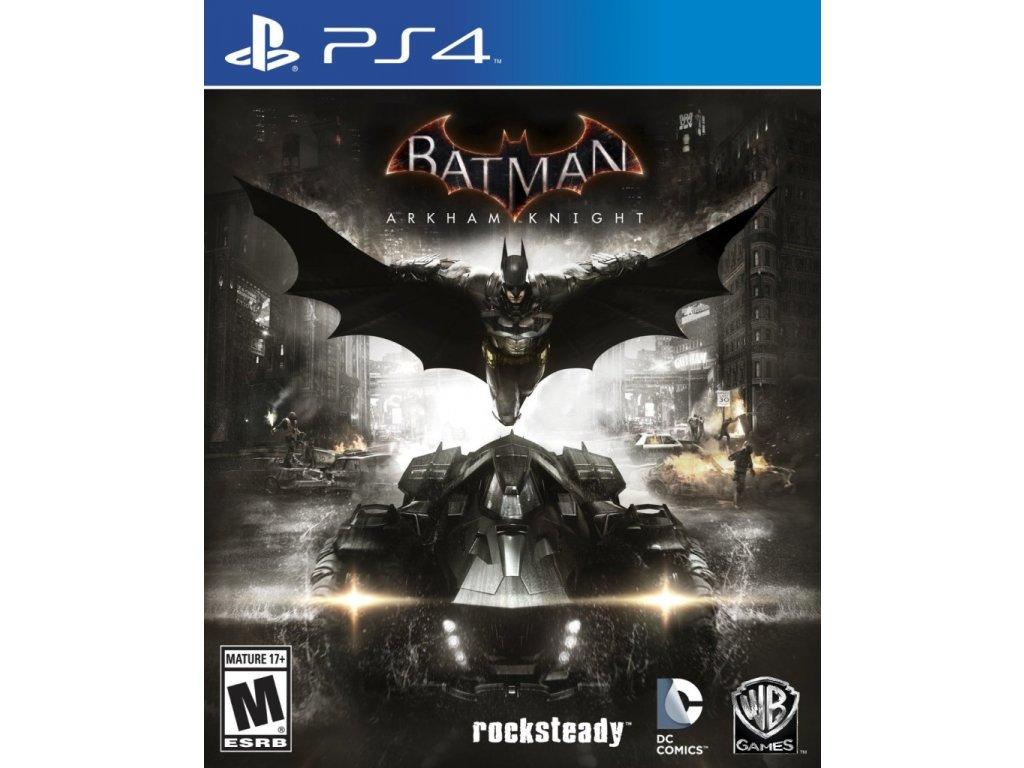 PS4 Batman Arkham Knight (nová)