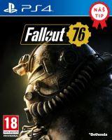 PS4 Fallout 76 (nová)