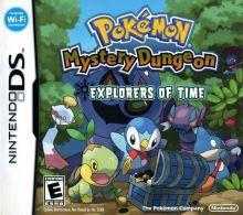 Nintendo DS Pokémon Mystery Dungeon: Explorers of Time (DE)