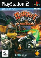PS2 Ratchet And Clank 3