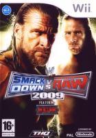 Nintendo Wii Smackdown Vs Raw 2009