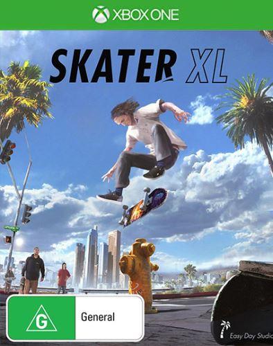 Xbox One Skater XL - The Ultimate Skateboarding Game (nová)