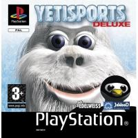 PSX PS1 Yetisports Deluxe (1997)
