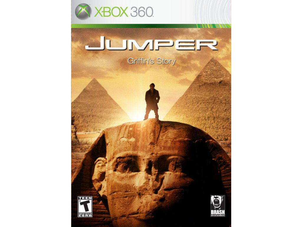 Xbox 360 Jumper Griffins Story