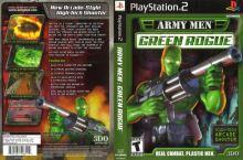 PS2 Army Men: Green Rogue