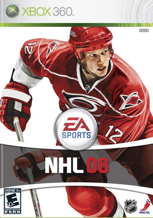 Xbox 360 NHL 08