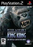 PS2 Peter Jacksons King Kong