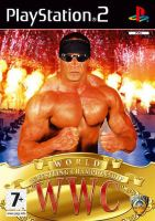 PS2 WWC World Wrestling Championship